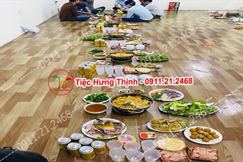 Nấu cỗ tại nhà ở Phan Bá Vành 0936535389