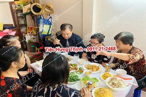 Đặt cỗ tại nhà ở Bắc Sơn 0936535389