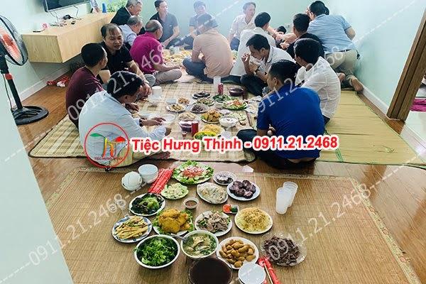 Đặt cỗ tại nhà ở Lê Văn Thiêm 0936535389